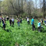 South Royalton School at the Green Acres farm