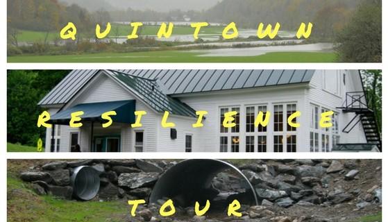 Quintown Resilience Tour logo